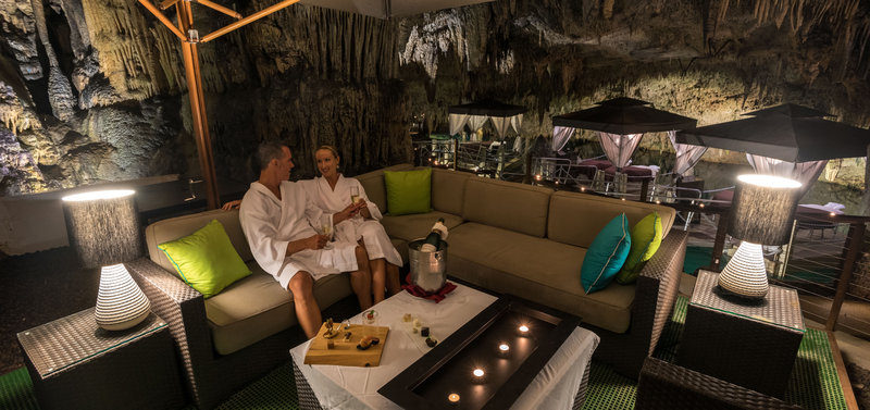 Grotto Bay Resort-Couple Relaxation Area<br/>Image from Leonardo