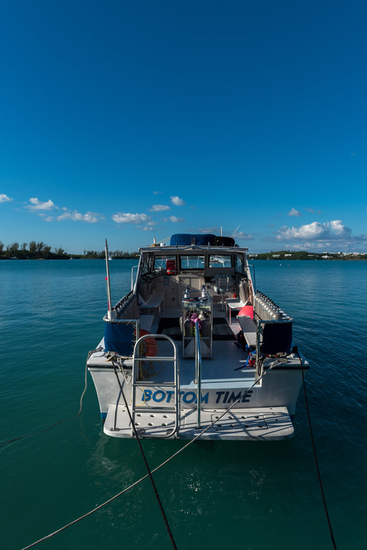 Grotto Bay Resort-Dive Boat<br/>Image from Leonardo