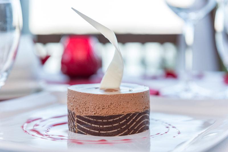 Cambridge Beaches Resort & Spa-Dinner Dessert<br/>Image from Leonardo