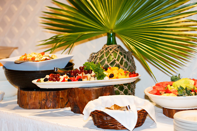 Grotto Bay Resort-Grotto Bay Wedding Buffet<br/>Image from Leonardo