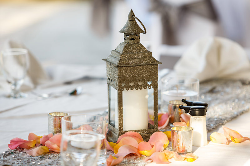Grotto Bay Resort-Grotto Bay Wedding Centerpiece (Day)<br/>Image from Leonardo