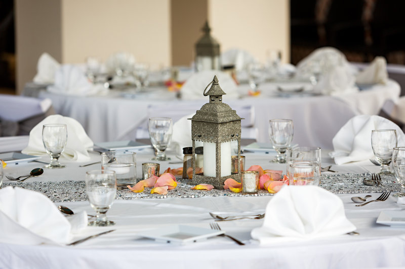 Grotto Bay Resort-Grotto Bay Wedding Table Set<br/>Image from Leonardo