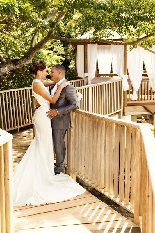 Cambridge Beaches Resort & Spa-Grotto Bay Wedding Pergola 1<br/>Image from Leonardo