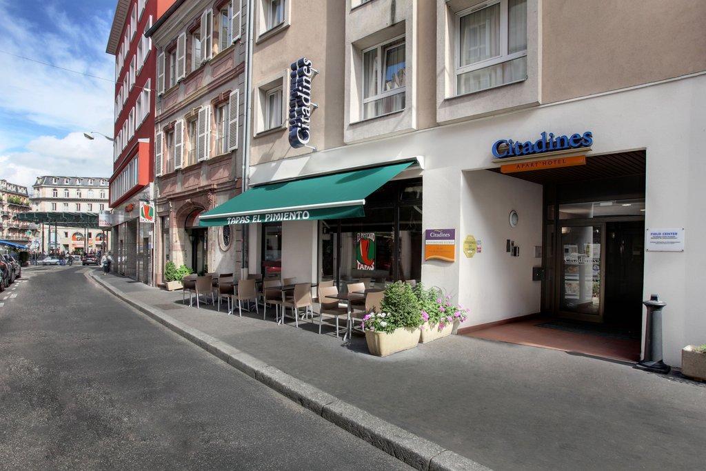 Citadines Kleber Strasbourg-Citadines Kl Ber Strasbourg ,Facade<br/>Image from Leonardo