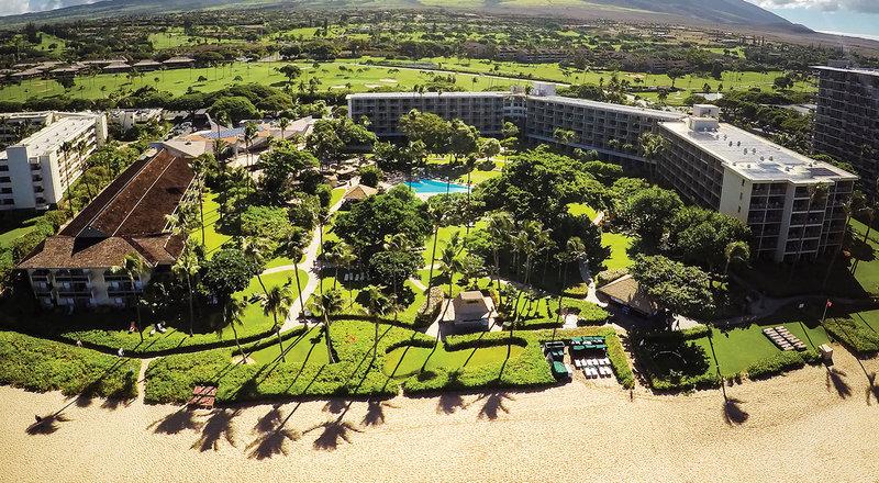 Kaanapali Beach Hotel  - Beach <br/>Image from Leonardo