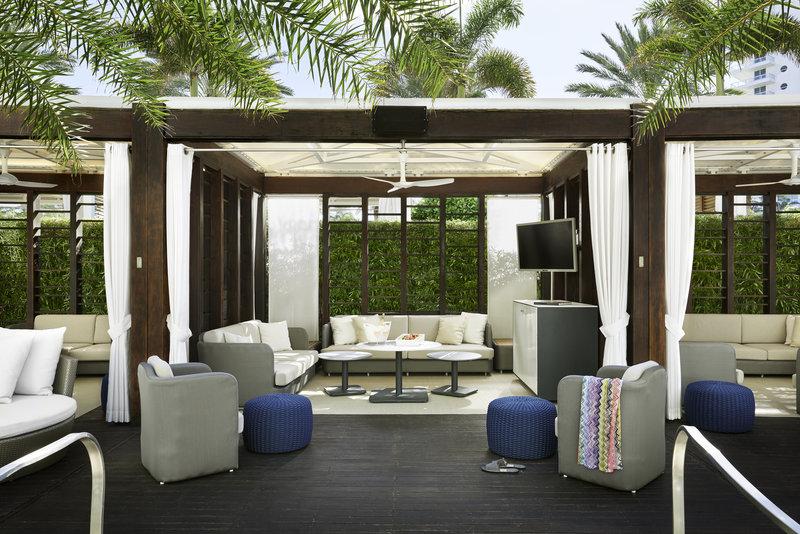 Fontainebleau Miami Beach - Ultra Arkadia Cabana <br/>Image from Leonardo
