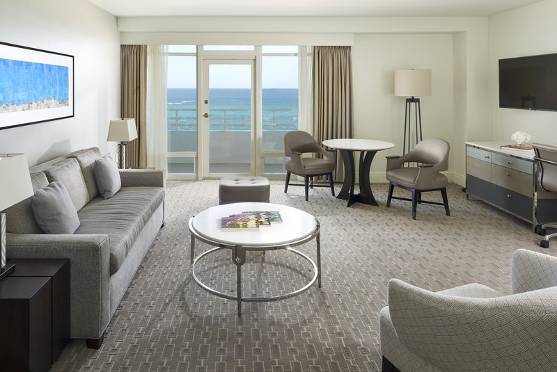 Fontainebleau Miami Beach - Ocean Front One Bedroom Suite <br/>Image from Leonardo