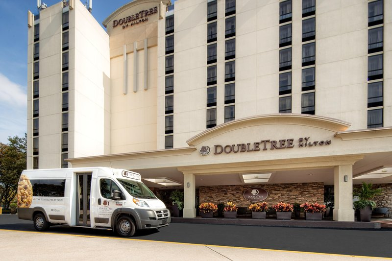 DoubleTree by Hilton Hotel Philadelphia Airport-Hotel Exterior<br/>Image from Leonardo