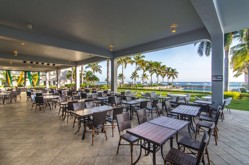 Hilton Rose Hall Resort & Spa  - Fresh Restaurant <br/>Image from Leonardo