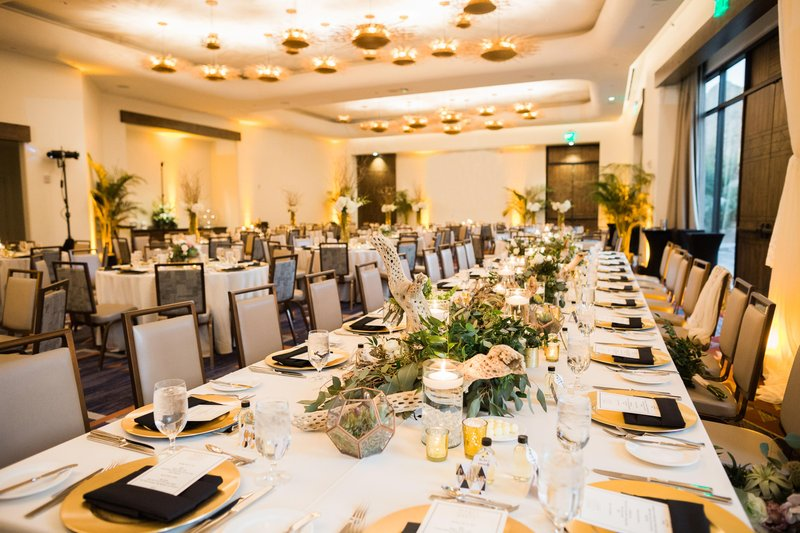 Boulders Resort & Spa, Curio Collection by Hilton-Wedding table setup<br/>Image from Leonardo