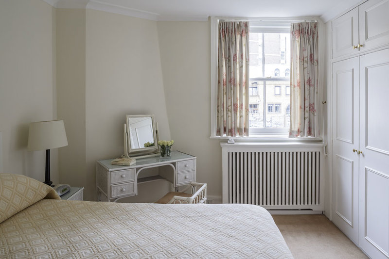 44 Curzon Street by Mansley -Bedroom<br/>Image from Leonardo