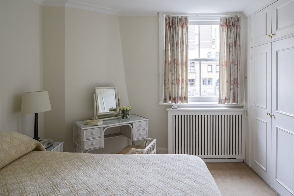 10 Curzon Street by Mansley  - Bedroom <br/>Image from Leonardo