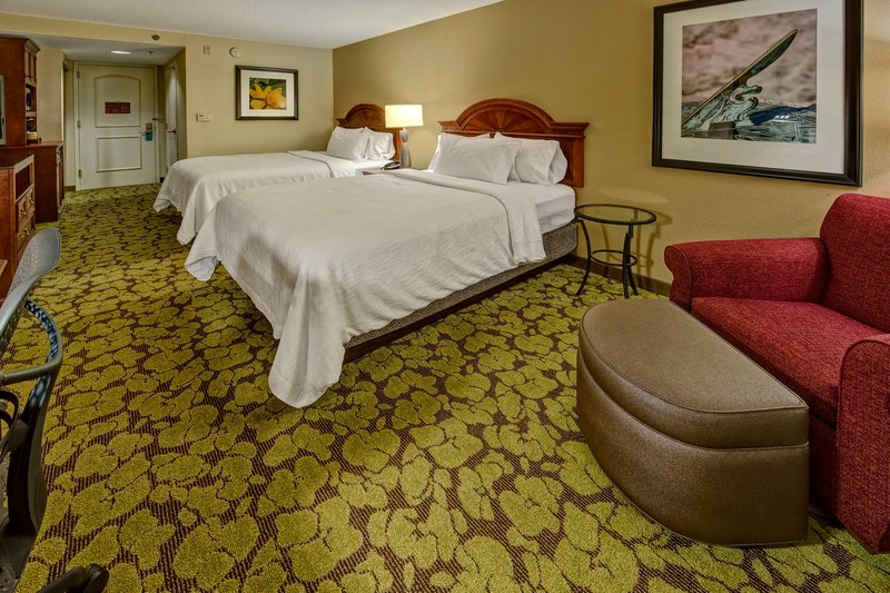 Hilton Garden Inn Indianapolis Northeast/Fishers-Double Queen Bed<br/>Image from Leonardo