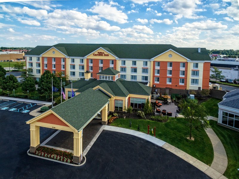 Hilton Garden Inn Indianapolis Northeast/Fishers-Exterior<br/>Image from Leonardo