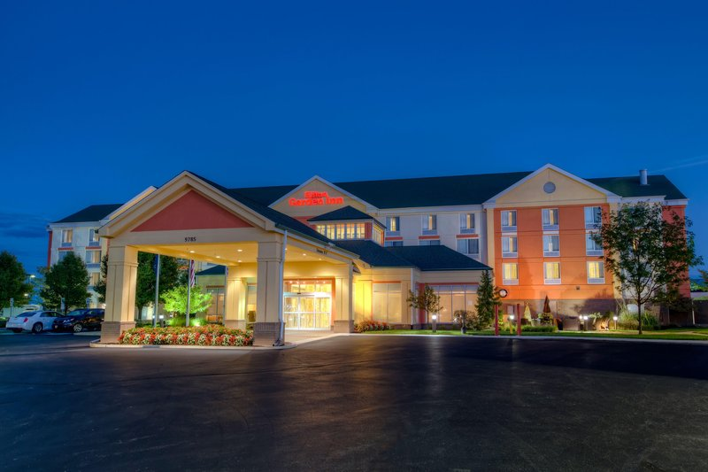 Hilton Garden Inn Indianapolis Northeast/Fishers-Exterior Night<br/>Image from Leonardo