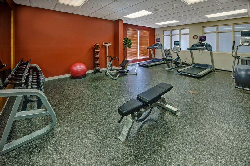 Hilton Garden Inn Indianapolis Northeast/Fishers-Fitness Center<br/>Image from Leonardo