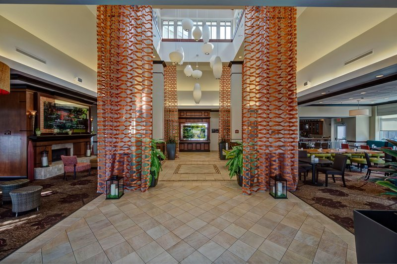 Hilton Garden Inn Indianapolis Northeast/Fishers-Lobby<br/>Image from Leonardo