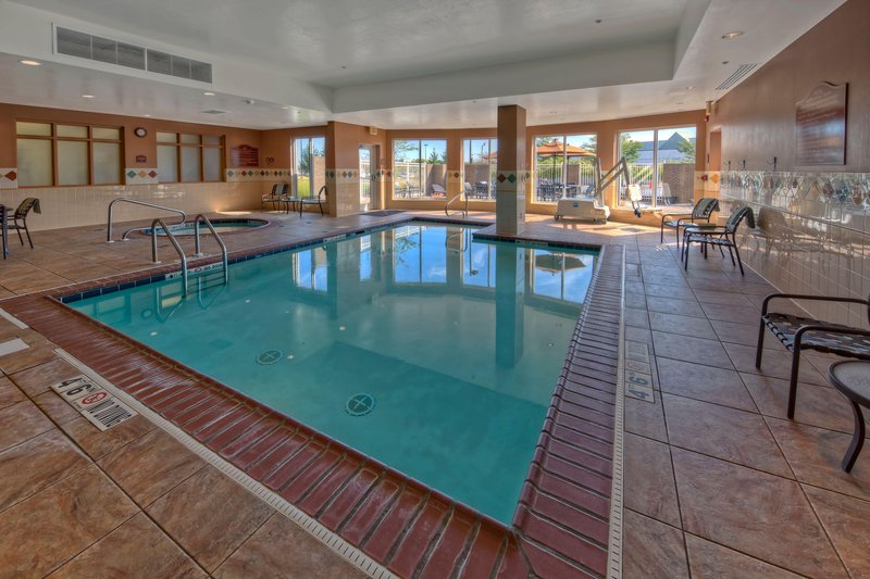 Hilton Garden Inn Indianapolis Northeast/Fishers-Indoor Pool<br/>Image from Leonardo