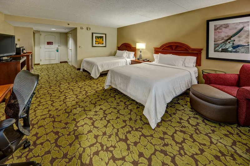 Hilton Garden Inn Indianapolis Northeast/Fishers-Accessible Double Queen<br/>Image from Leonardo