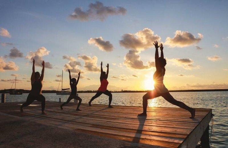 Cambridge Beaches Resort & Spa-Yoga<br/>Image from Leonardo