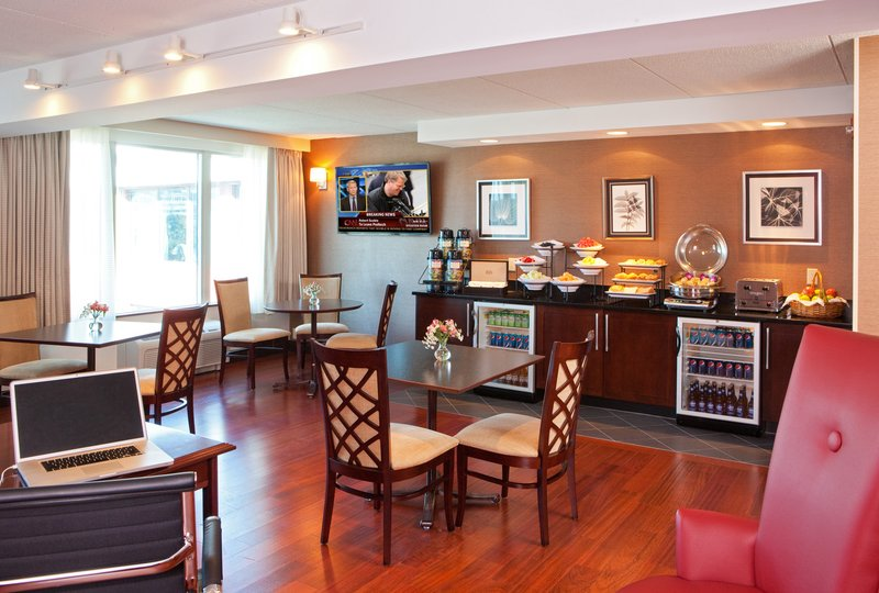 Crowne Plaza Boston - Woburn-concierge lounge<br/>Image from Leonardo