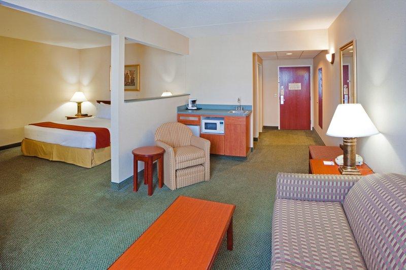 Holiday Inn Express Hanover-Suite<br/>Image from Leonardo