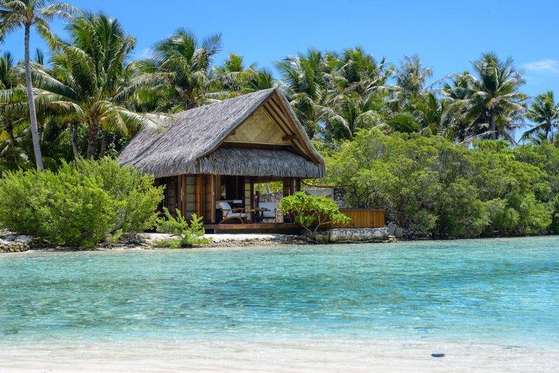 Vahine Island-Spa Exterior<br/>Image from Leonardo