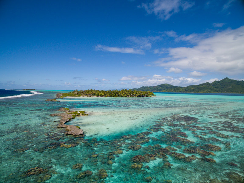 Vahine Island-View<br/>Image from Leonardo