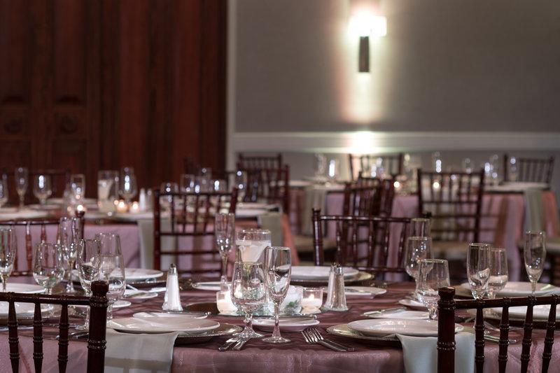 DoubleTree by Hilton Hotel Philadelphia Airport-Ballroom Event Setup<br/>Image from Leonardo