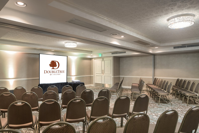 DoubleTree by Hilton Hotel Philadelphia Airport-Theater Style Meeting<br/>Image from Leonardo
