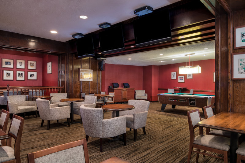 DoubleTree by Hilton Hotel Philadelphia Airport-Players Sports Bar<br/>Image from Leonardo