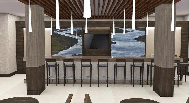 DoubleTree by Hilton Syracuse-Lobby Bar<br/>Image from Leonardo
