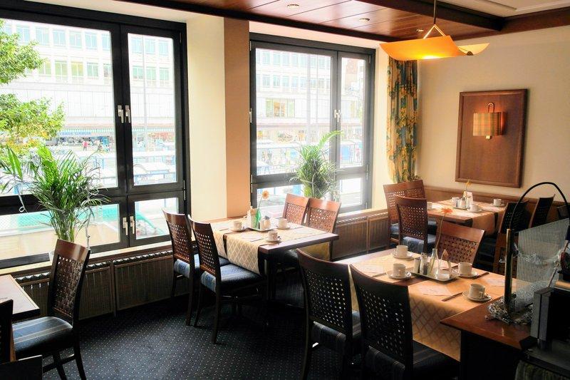 Daniel Hotel-Breakfastroom3<br/>Image from Leonardo