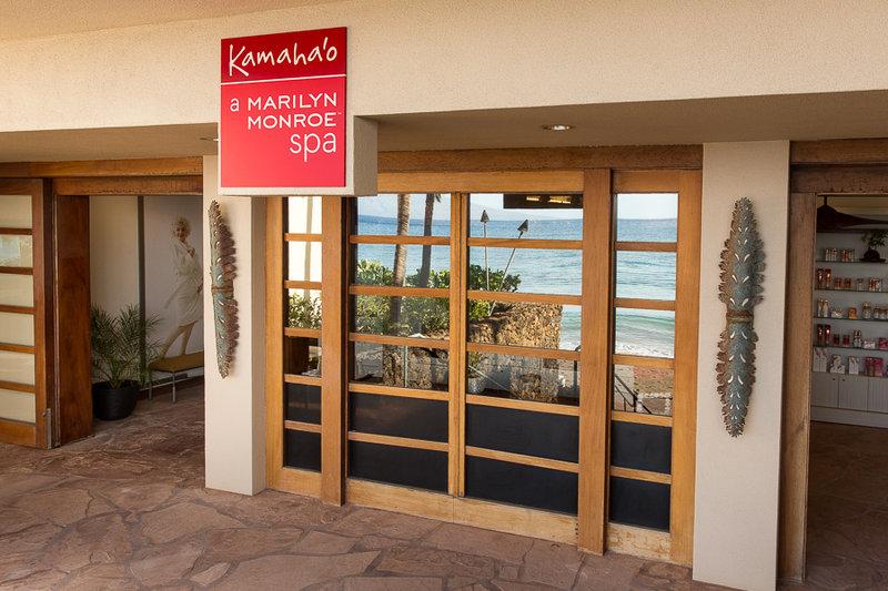 Hyatt Regency Maui Resort - Kamaha'o, a Marilyn Monroe Spa <br/>Image from Leonardo