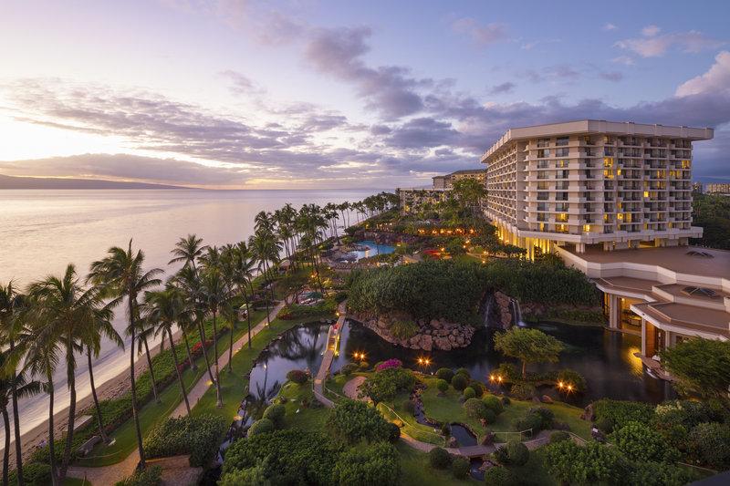 Hyatt Regency Maui Resort - Hyatt Regency Maui Sunset <br/>Image from Leonardo