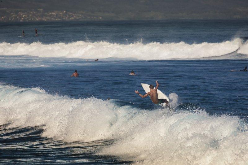 Hyatt Regency Maui Resort - Surfing <br/>Image from Leonardo