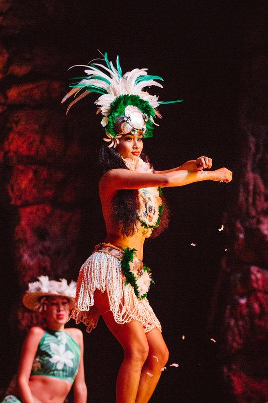 Hyatt Regency Maui Resort - Drums of the Pacific Lu'au <br/>Image from Leonardo