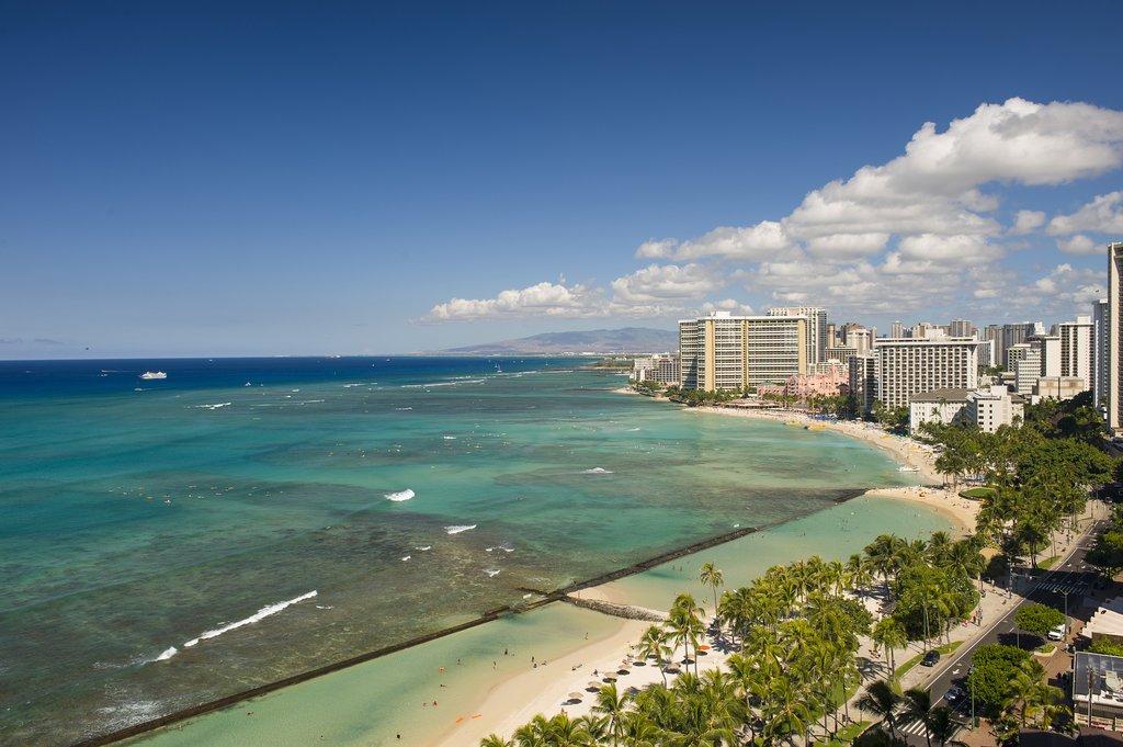 Aston Waikiki Beach Hotel - Aloha Suite Ocean View <br/>Image from Leonardo