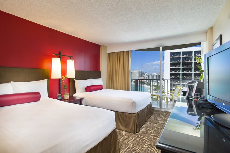 Aston Waikiki Beach Hotel - Hotel Room Ocean View Select <br/>Image from Leonardo