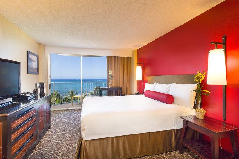 Aston Waikiki Beach Hotel - Hotel Room Oceanfront <br/>Image from Leonardo