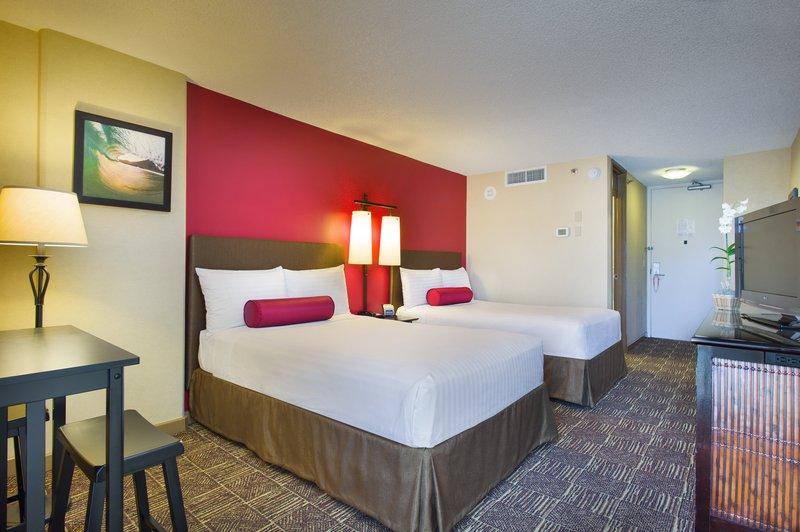 Aston Waikiki Beach Hotel - Hotel Room Standard <br/>Image from Leonardo