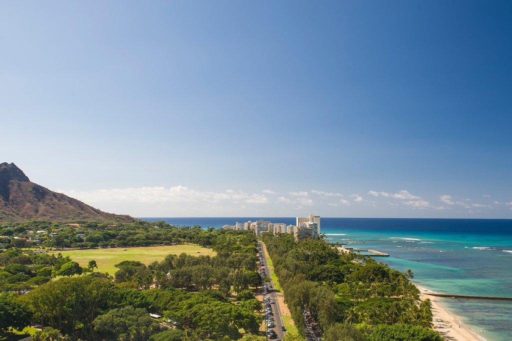 Aston Waikiki Beach Hotel - Partial Ocean View <br/>Image from Leonardo
