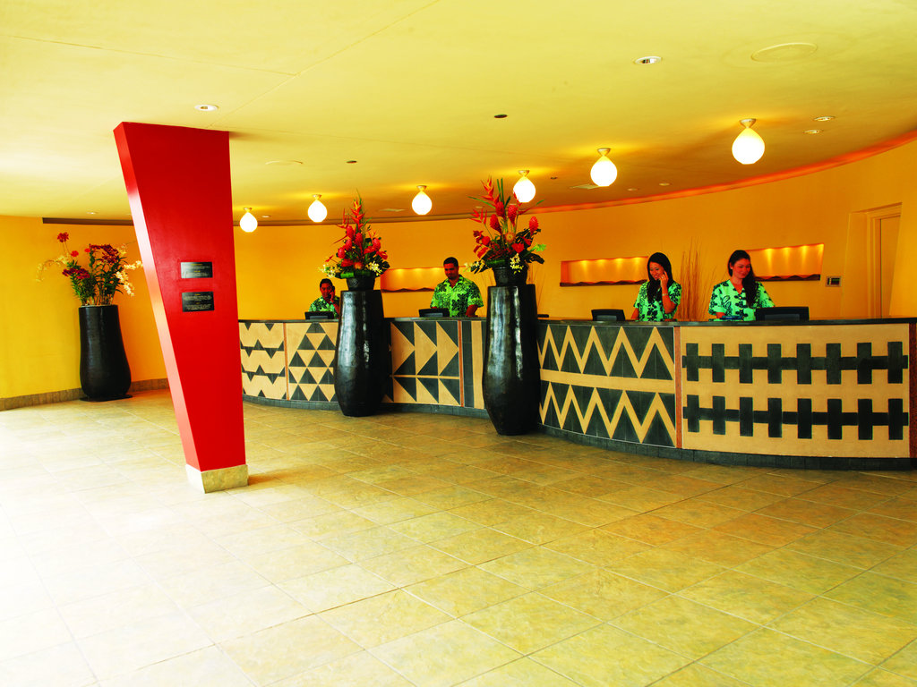 Aston Waikiki Beach Hotel - Reception Desk <br/>Image from Leonardo