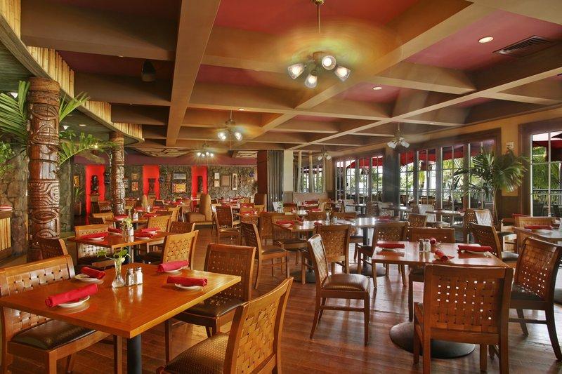 Aston Waikiki Beach Hotel - Tiki's Interior <br/>Image from Leonardo
