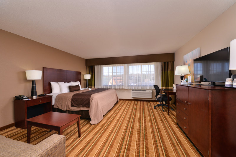 Best Western Old Mill Inn-Bwom King Executive Bed Rm<br/>Image from Leonardo