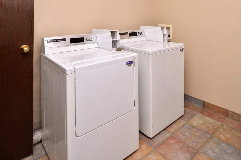 Best Western Old Mill Inn-Bwom Guest Laundry Facility<br/>Image from Leonardo