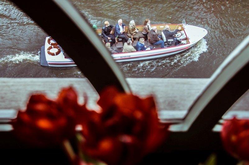 De Orangerie-Boat tour on the Canal<br/>Image from Leonardo
