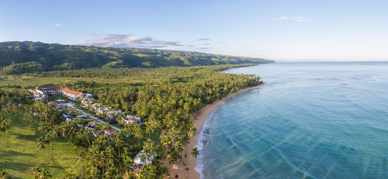 Sublime Samana Hotel & Residences-Aerial View<br/>Image from Leonardo