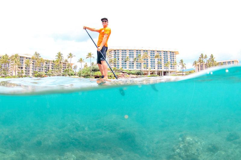 Hyatt Regency Maui Resort - Ka'anapali Surf Club <br/>Image from Leonardo