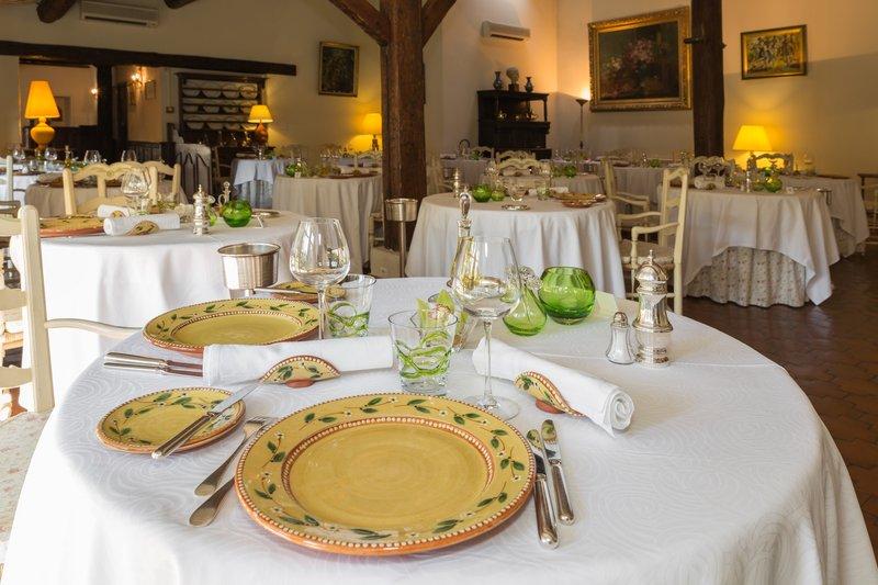 Auberge de Cassagne-Restaurant<br/>Image from Leonardo